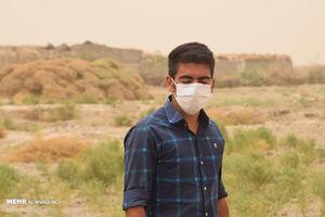 پنجاه و دومین روز متوالی هوای ناسالم در سیستان +عکس