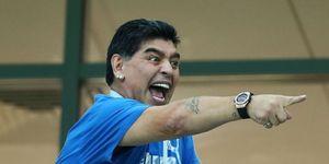 مارادونا:چرا نامم در بین گزینههای سرمربیگری آرژانتین نیست؟