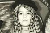 حمید داودآبادی در کودکی - کراپشده