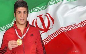 آزادکار ۵۷ کیلوگرم ایران در بازیهای آسیایی معرفی شد