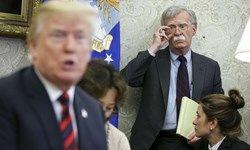 بولتون باز هم علیه ایران گزافهگویی کرد