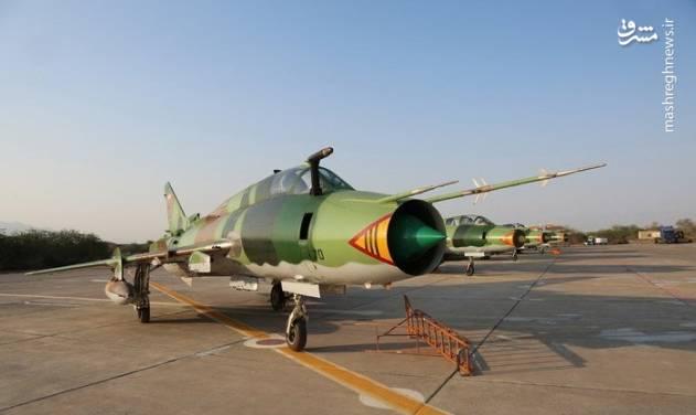 جنگنده های سوخو 22 سپاه - حاملان آینده موشک کروز 1500 کیلومتری ایرانی