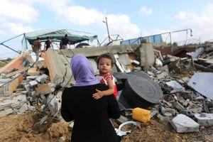 عکس/ حمله جنگندههای رژیم صهیونیستی به غزه