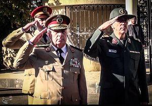 دعوت وزیر دفاع سوریه از سرلشکر باقری برای سفر به سوریه