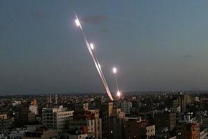 فیلم/ موشک در جواب موشک!