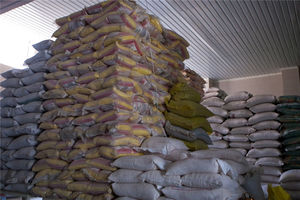 کشف 260 تن برنج احتکار شده در بناب