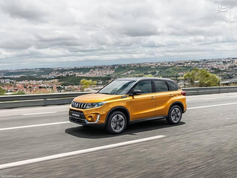 Suzuki Vitara (2019)