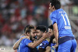ترینهای هفته سوم لیگ برتر
