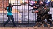 قانون اساسی آمریکا به پلیس اجازه کشتن مردم را میدهد +عکس و فیلم