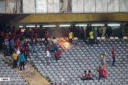 خرابی استادیوم آزادی تا بازی پرسپولیس رفع میشود/پلیس بخواهد دوربین اضافه میکنیم