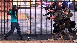 خشونت پلیس آمریکا - نمایه