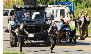 چهارکشته در تیراندازی کانادا
