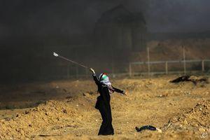 عکس/ بیستمین راهپیمایی بازگشت در غزه