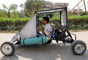 وسیله نقلیهای که سوخت آن هواست! +عکس
