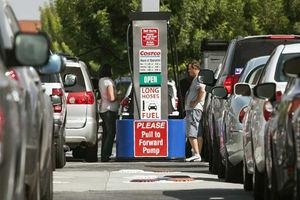فیلم/ تاثیر تحریم ایران بر قیمت بنزین در آمریکا