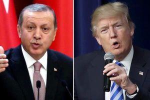 اردوغان: تهدید ترکیه اشتباه بزرگ آمریکاست