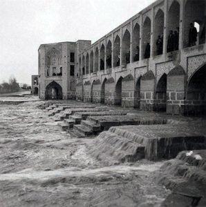 عکس/ زایندهرود در زمان قاجار