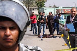 عکس/ حمله انتحاری به کلیسایی در قاهره