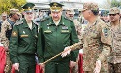 آغاز آموزش افسران پاکستانی در روسیه