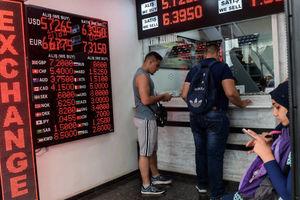 چرا ارزش پول ترکیه کاهش یافت؟