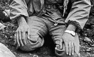 رزمندگان در منطقه عملیاتی والفجر9-چوارتا