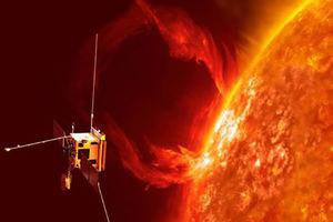 فیلم/ پرتاب کاوشگر به نزدیک ترین فاصله با خورشید!