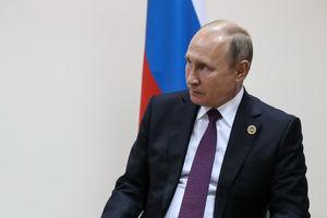 دیدگاه پوتین درباره کنوانسیون حقوقی دریای خزر