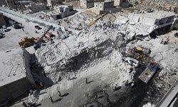 ۳۹ کشته در انفجار انبار مهمات در ادلب سوریه