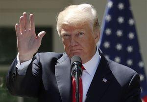 ترامپ: کمک مضحک 230 میلیون دلاری به سوریه لغو شد