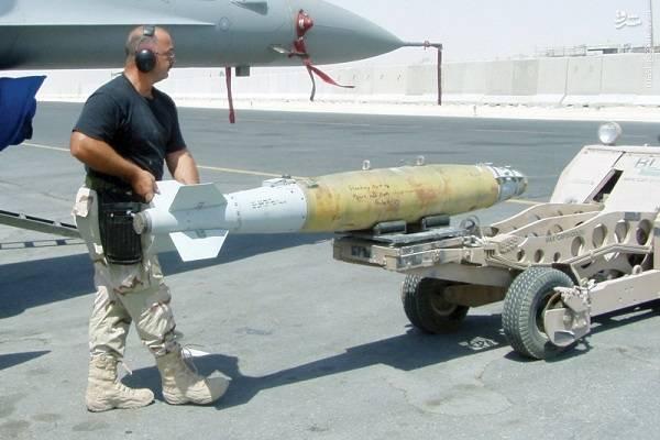 بمب GBU-۳۸