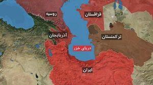 سهم واقعی ایران از دریای خزر چقدر است؟ +عکس