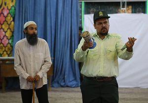 روایت چند نمایش در دل مسجد