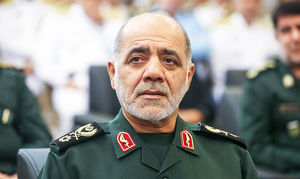 دیدار سردار عبداللهی با فرمانده مرزبانی جمهوری عراق