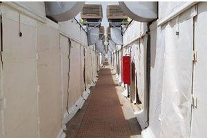 خیمههای عرفات و منا آماده حضور حجاج ایرانی +عکس