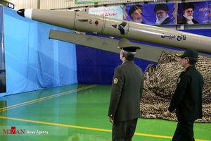فیلم/ رونمائی از بمبهای جدید نقطهزن ایرانی