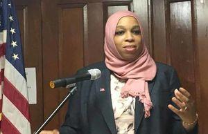 افتخار نخستین زن مسلمان کنگره آمریکا به دینش