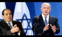 رایزنی مخفیانه سران مصر و اسرائیل درباره غزه