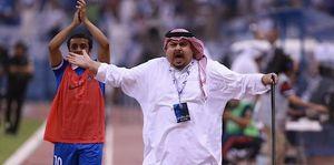 حمله و دستبرد به رئیس جنجالی باشگاه الهلال در اروپا!