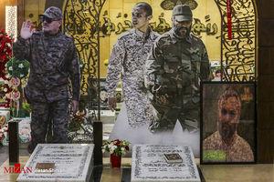 عکس/ گلزار شهدای مقاومت در بیروت