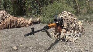 عکس/ رزمایش جدید نیروهای ارتش و انصارالله یمن