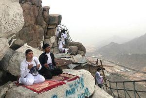 عکس/ محل نزول نخستین آیات قرآن