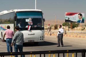 بازگشت آوارگان سوری به خانه