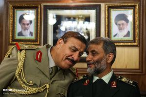 عکس/ امضای تفاهمنامه مرزبانی ایران و عراق