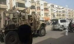 حمله به کاروان استاندار «تعز» در یمن +عکس