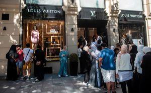 حجوم گردشگران عربستانی به فروشگاه های ترکیه