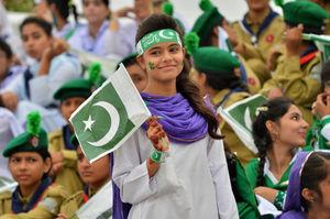 جشن سالروز استقلال پاکستان