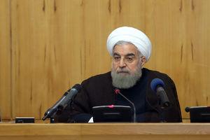 فیلم/ روحانی: آمریکا قصد توطئه در خزر را داشت