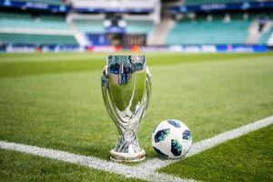 عکس/رونمایی از توپ جدید لیگ قهرمانان اروپا