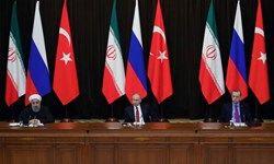 زمان نشست سه جانبه روحانی-پوتین و اردوغان