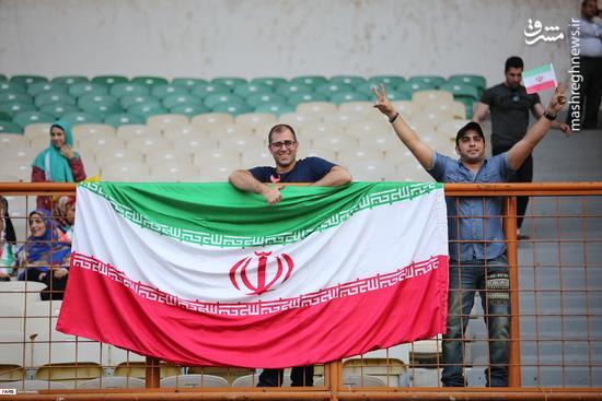 عکس/ تساوی ایران و عربستان در اولین بازی آسیایی